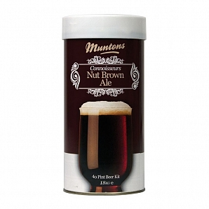Muntons Nut Brown Ale (1,8 кг)