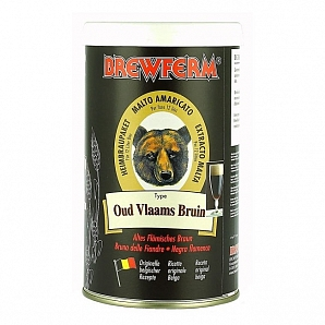 Brewferm Old Brown - Олд Браун (1,5 кг)