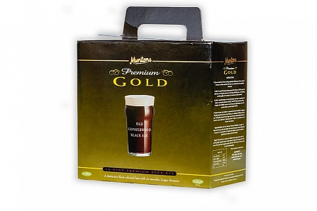 Muntons Premium Gold - Old Conkerwood Black Ale (3.6 кг)