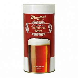 Muntons Traditional Bitter (1,8 кг)