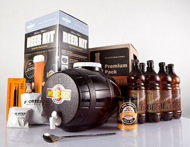 "Мини пивоварня ""Mr.Beer Premium Kit"""