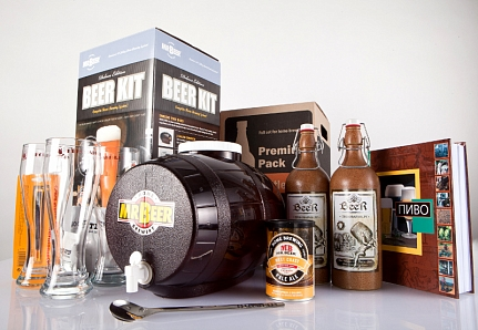 "Мини пивоварня ""Mr.Beer 2010 EDITION"""