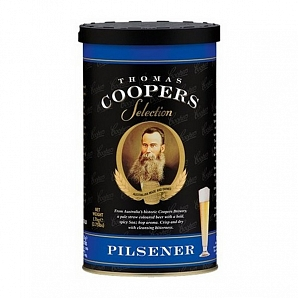 Coopers Thomas Coopers Selection Pilsner (1,7 кг)