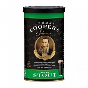 Coopers Thomas Coopers Selection Irish Stout (1,7 кг)