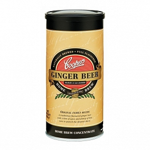 Coopers Ginger (Имбирное) 0,98 кг