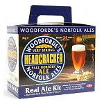 Muntons Woodfordes Headcracker Ale - Эль Сорвиголова (3 кг)