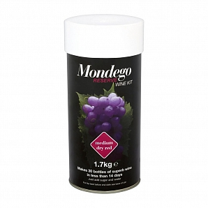 Muntons Mondego Medium Dry Red Wine (1,7 кг)
